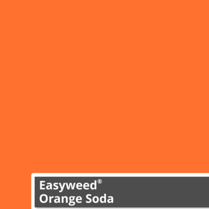 Siser EasyWeed - EW23 - Orange Soda