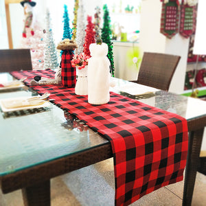 Table runner - Plaid - ENDS Oct 4 - READY TO SHIP MID NOV