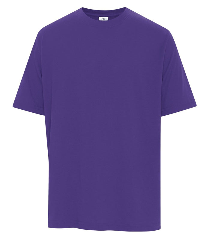ATC PRO SPUN YOUTH TEE - ATCY3600 - PURPLE - ENDS MONDAY OVERNIGHT - READY TO SHIP FRIDAY