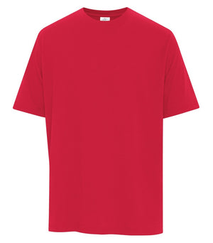 ATC PRO SPUN YOUTH TEE - ATCY3600 - TRUE RED - ENDS MONDAY OVERNIGHT - READY TO SHIP FRIDAY