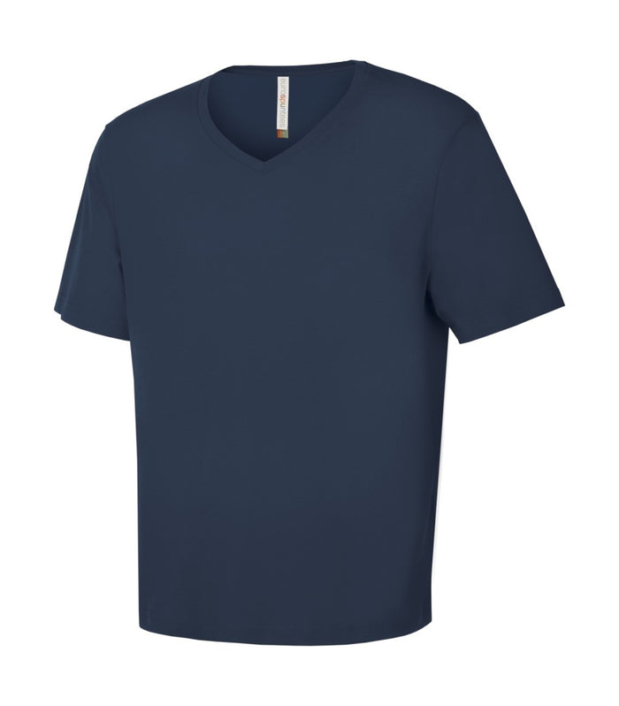 ATC EuroSpun V-Neck - ATC8001 - True Navy - Ends Monday Overnight - Ready to ship Friday