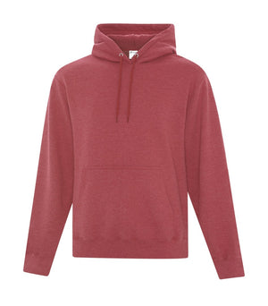 ATC Everyday Hoodie - Unisex - ATCF2500 - Heather Red - Ends Monday overnight - Ready to Ship Friday