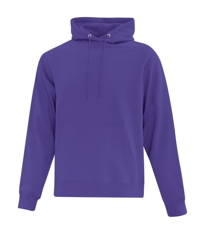 ATC Everyday Hoodie - Unisex - ATCF2500 - Purple - Ends Monday overnight - Ready to Ship Friday
