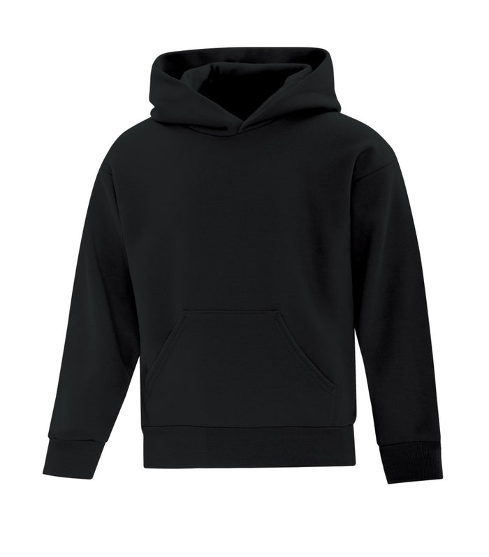 ATC Everyday Hoodie - Youth - ATCY2500 - Black - Ends Monday overnight - Ready to Ship Friday
