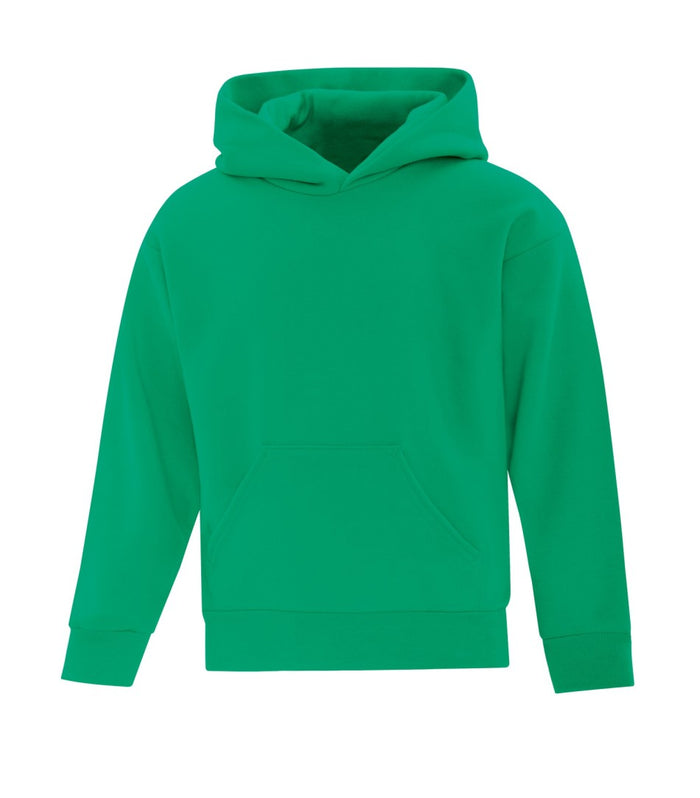 ATC Everyday Hoodie - Youth - ATCY2500 - Kelly Green - Ends Monday overnight - Ready to Ship Friday