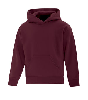ATC Everyday Hoodie - Youth - ATCY2500 - Maroon - Ends Monday overnight - Ready to Ship Friday
