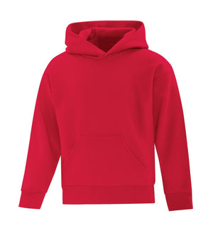 ATC Everyday Hoodie - Youth - ATCY2500 - Red - Ends Monday overnight - Ready to Ship Friday