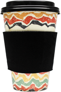 Coffee cup koozies - EXTRA