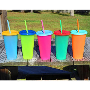 23oz Colour Changing Tumblers - Extras