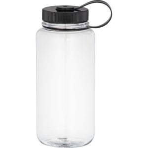 30oz wide-mouth sports bottle - CLEAR