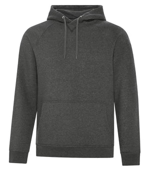 ATC ESACTIVE VINTAGE UNISEX HOODIE - F2045 - Charcoal Heather - ENDS MONDAY OVERNIGHT - READY TO SHIP FRIDAY