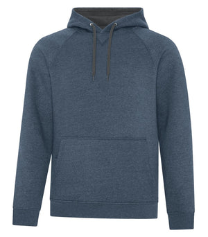 ATC ESACTIVE VINTAGE UNISEX HOODIE - F2045 - Navy Heather - ENDS MONDAY OVERNIGHT - READY TO SHIP FRIDAY