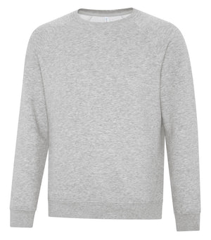 ATC Esactive Vintage Crewneck Sweater - F2046 - Athletic Grey - ends Monday night overnight - ready to ship Friday
