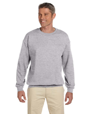 Gildan Crew Sweater - G18000 - Sport Grey - ENDS Monday overnight - Ready to ship Friday