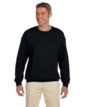 Gildan Crew Sweater - G18000 - Black - ENDS Monday overnight - Ready to ship Friday