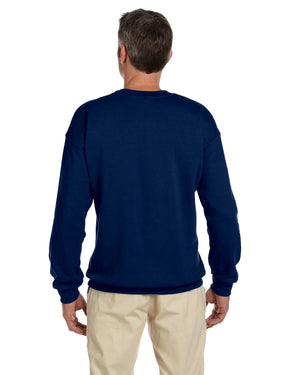 Gildan Crew Sweater - G18000 - NAVY - ENDS Monday overnight - Ready to ship Friday