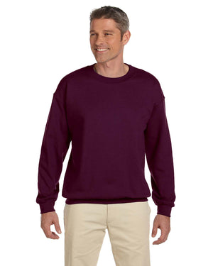 Gildan Crew Sweater - G18000 - MAROON - Ends Monday overnight - Ready to ship Friday