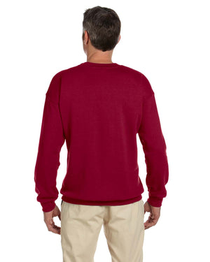 Gildan Crew Sweater - G18000 - CARDINAL RED - ENDS Monday overnight - Ready to ship Friday