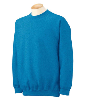 Gildan Crew Sweater - G18000 - ANTIQUE SAPPHIRE - Ends Monday overnight - Ready to ship Friday