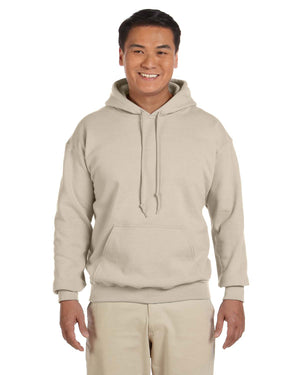 Gildan Hoodie - G18500 - Sand - Ends Monday overnight - Ready to Ship Friday