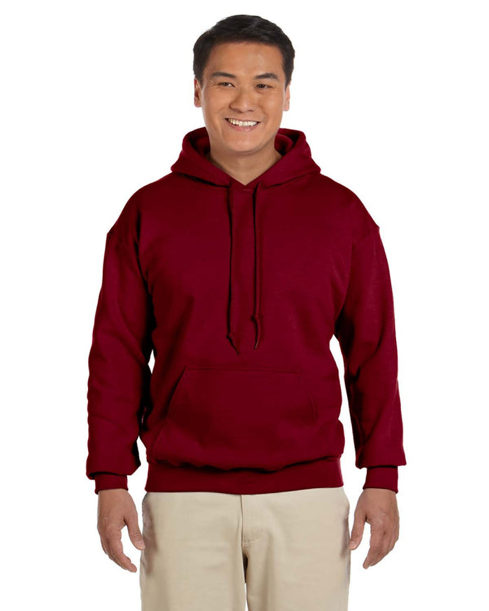 Gildan Hoodie - G18500 - Garnet - ENDS Monday overnight - Ready to ship Friday