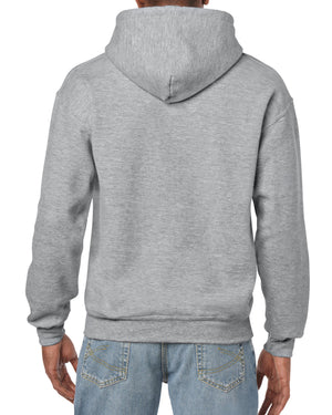 Gildan Hoodie - G18500 - Sport Grey - ENDS Monday overnight - Ready to ship Friday