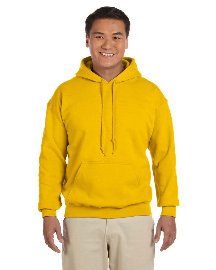 Gildan Hoodie - G18500 - Gold - ENDS Monday overnight - Ready to ship Friday
