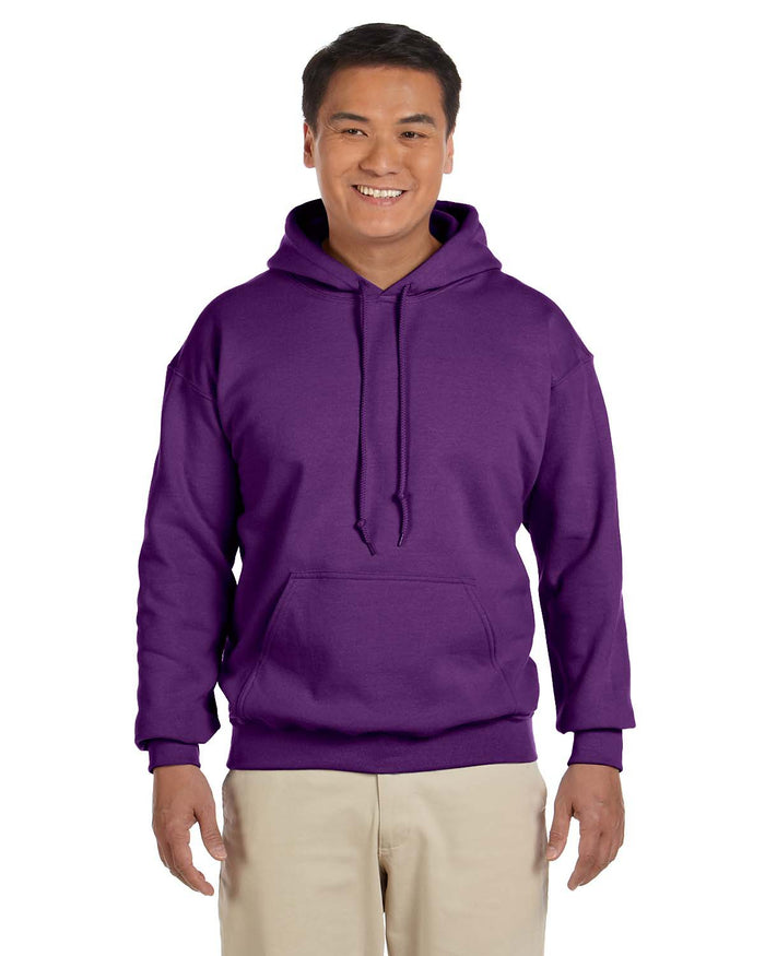Gildan Hoodie - G18500 - Purple - ENDS Monday  overnight - Ready to ship Friday