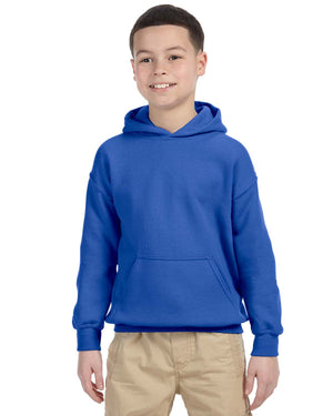 Youth Hoodie - Gildan - G18500B - ROYAL BLUE - ENDS Monday night - Ready To Ship Friday