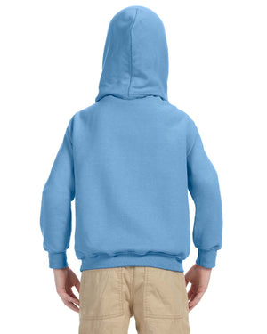 Youth Hoodie - Gildan - G18500B - CAROLINA BLUE - ENDS Monday night - Ready To Ship Friday