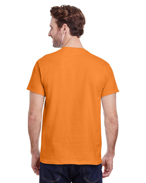 Gildan tshirt - G2000 - TANGERINE - ENDS Monday overnight - Ready to ship Friday