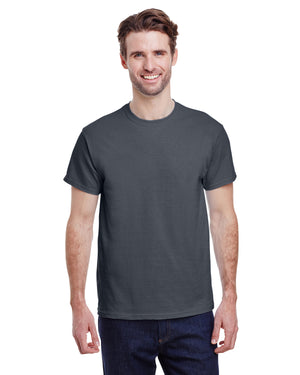 Gildan tshirt - G2000 - CHARCOAL - ENDS Monday overnight - Ready to ship Friday