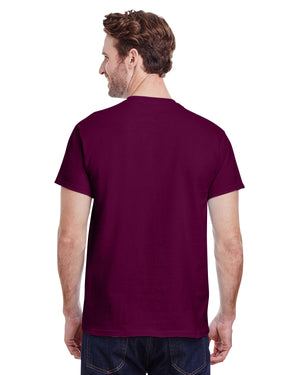 Gildan tshirt - G2000 - MAROON - ENDS Monday overnight - Ready to ship Friday