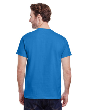 Gildan tshirt - G2000 - IRIS BLUE - ENDS Monday overnight - Ready to ship Friday