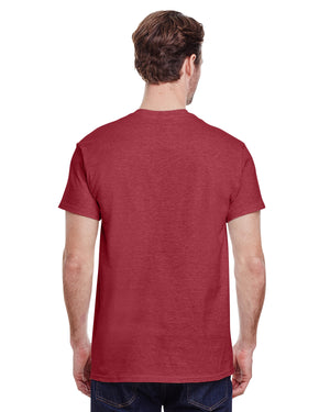 Gildan tshirt - G2000 - HEATHER CARDINAL RED - ENDS Monday overnight - Ready to ship Friday