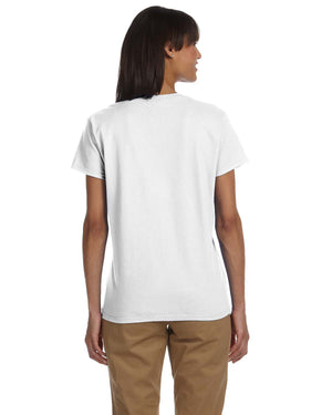 Gildan tshirt - G2000L - WHITE - ENDS Monday overnight - Ready to ship Friday