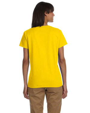 Gildan tshirt - G2000L - DAISY YELLOW - ENDS Monday overnight - Ready to ship Friday