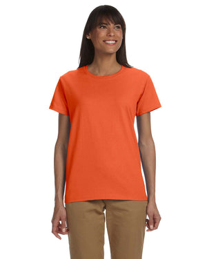 Gildan tshirt - G2000L - ORANGE - ENDS Monday overnight - Ready to ship Friday