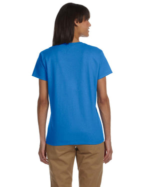 Gildan tshirt - G2000L - IRIS BLUE - ENDS Monday overnight - Ready to ship Friday