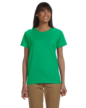 Gildan tshirt - G2000L - IRISH GREEN - ENDS Monday overnight - Ready to ship Friday