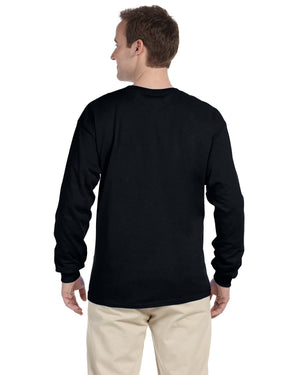 Gildan long sleeve tee - G24000 - BLACK - ENDS Monday overnight - Ready to ship Friday