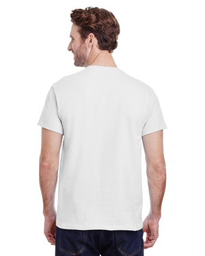 Gildan tshirt - G5000 - WHITE - ENDS Monday overnight - Ready to ship Friday