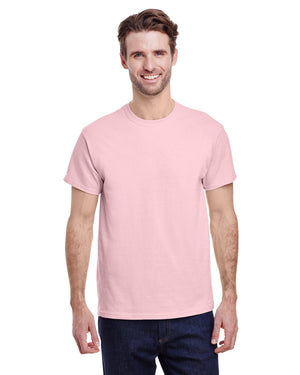 Gildan tshirt - G5000 - LIGHT PINK - ENDS Monday overnight - Ready to ship Friday