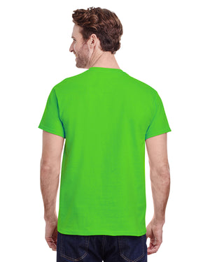 Gildan tshirt - G5000 - LIME - ENDS Monday overnight - Ready to ship Friday