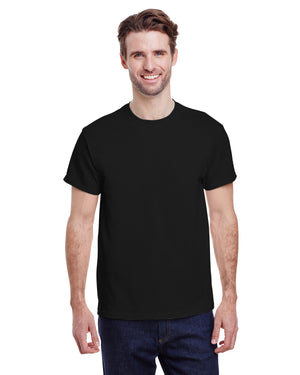 Gildan tshirt - G5000 - BLACK - ENDS Monday overnight - Ready to ship Friday