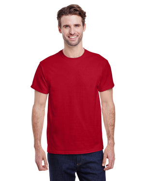 Gildan tshirt - G5000 - RED - ENDS Monday overnight - Ready to ship Friday