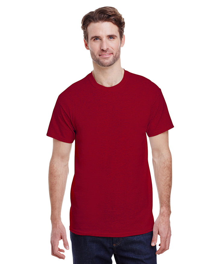 Gildan tshirt - G5000 - ANTIQUE CHERRY RED - ENDS Monday overnight - Ready to ship Friday