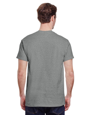 Gildan tshirt - G5000 - GRAPHITE HEATHER - ENDS Monday overnight - Ready to ship Friday