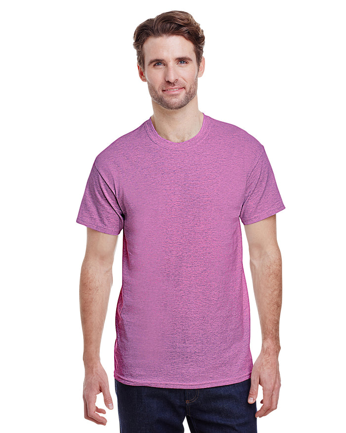 Gildan tshirt - G5000 - HEATHER ORCHID - ENDS Monday overnight - Ready to ship Friday