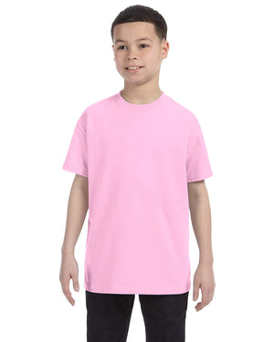 Gildan Youth - LIGHT PINK - G5000B - Ends Monday Overnight - Ready to ship Friday